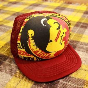 Other - Vintage Florida State Seminoles Hat Cap Big Logo